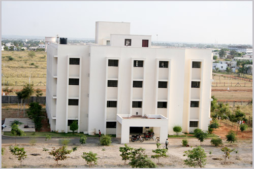 KMCH College of Physiotherapy Hostel