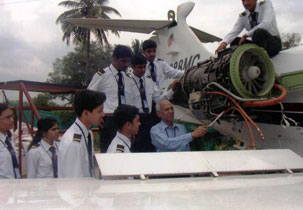 Aircraft Maintenance Engineering on Aircraft Maintenance Engineering  Ame  Course In Pune  Iiae Courses