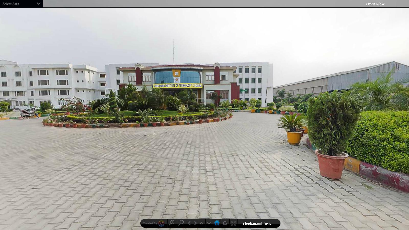 Vivekanand Institute of Technology and Science, Ghaziabad - Courses