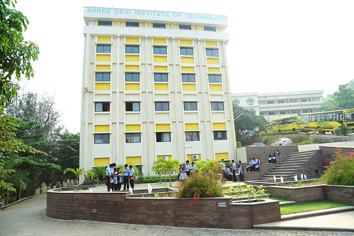 Shree Devi Institute Of Technology Mangalore Infrastructure Details Reviews Facilities