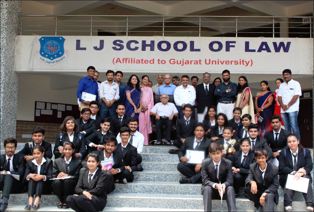 L.J School of Law, Ahmedabad: Courses, Fees, Placements, Ranking, Admission  2021