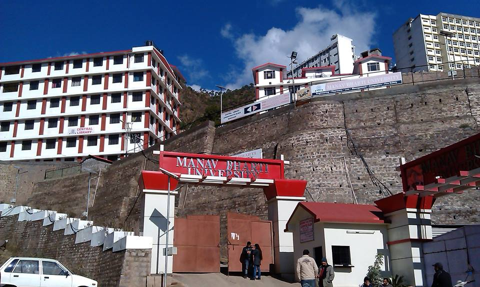 Manav Bharti University - MBU, Solan - Courses, Fees