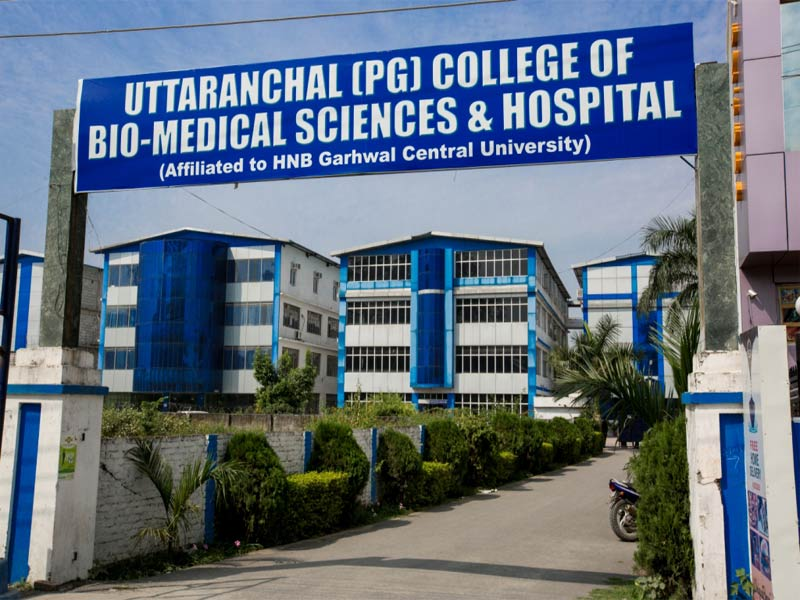 Uttaranchal (P G ) College of Bio-Medical Sciences and