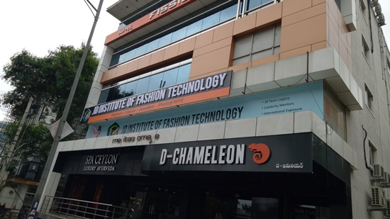 Jd Institute Of Fashion Technology Hyderabad Courses Fees Placements Ranking Admission 2020