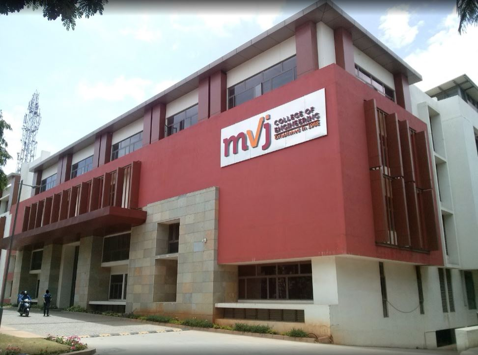 M V J  College of Engineering - MVJCE, Bangalore - Courses