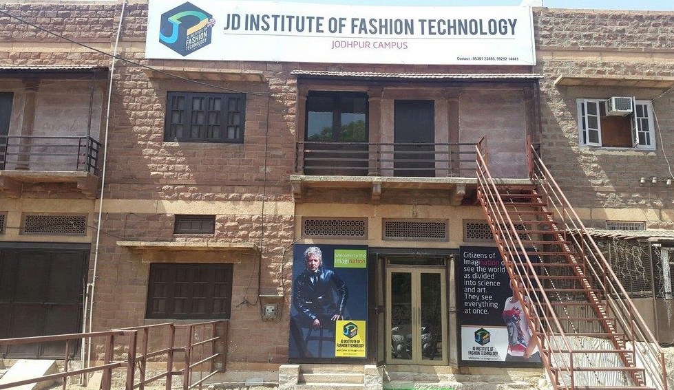 Jd Institute Of Fashion Technology Jodhpur Courses Fees Placements Ranking Admission 2020
