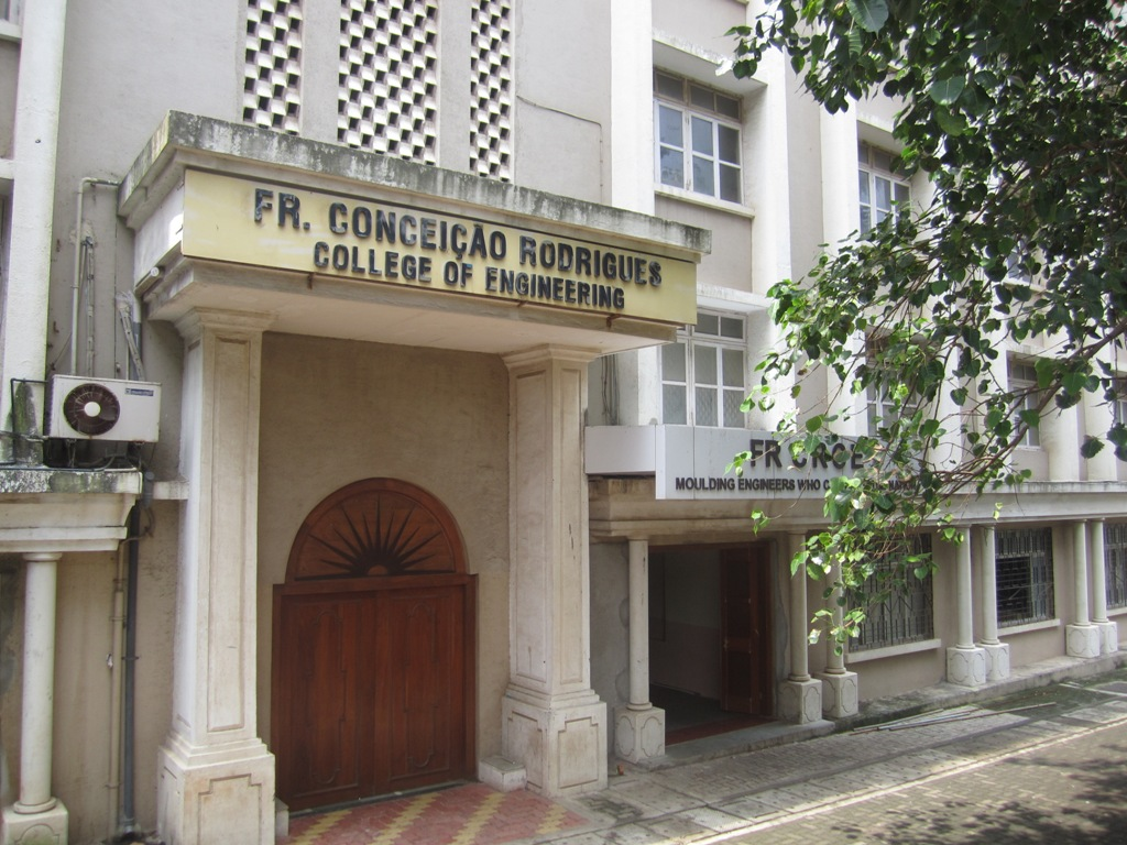 Fr  Conceicao Rodrigues College of Engineering, Mumbai - Courses