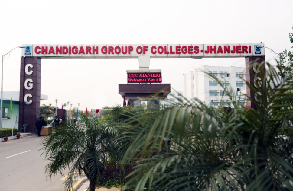 Chandigarh Group of Colleges, Jhanjeri, Mohali - Courses
