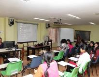 M Sc in Food Science and Nutrition at Mount Carmel College