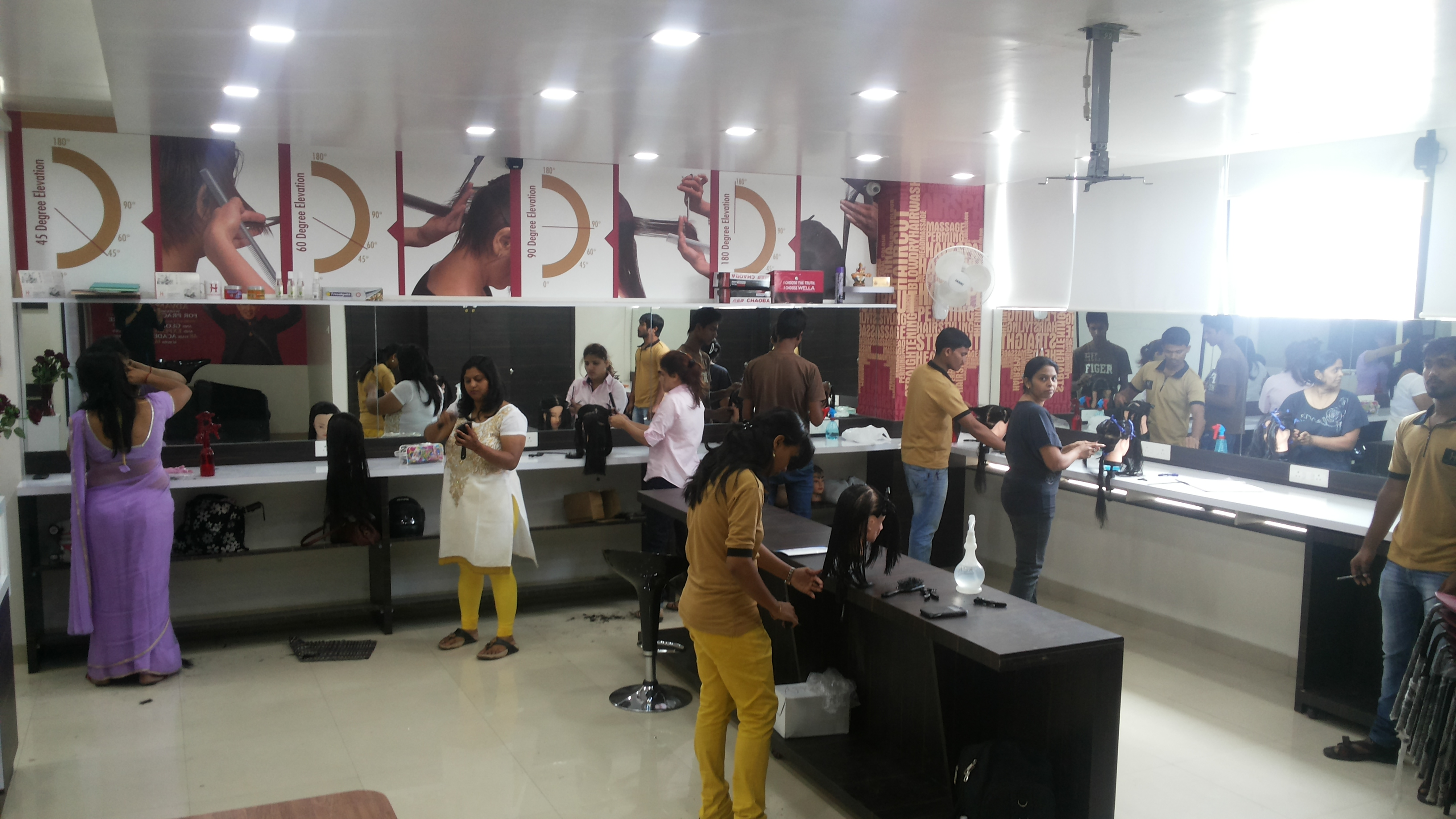 Jawed Habib Hair and Beauty Academy, Pune: Courses, Fees