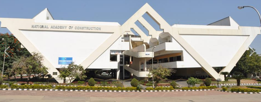 National Academy of Construction, Hyderabad - Courses, Fees