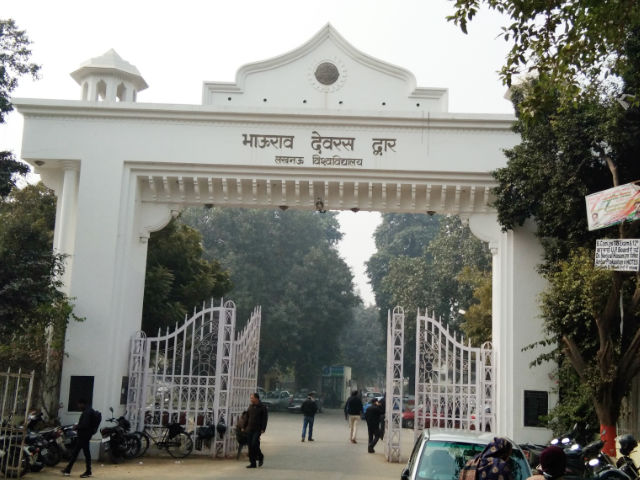 Lucknow University (lkouniv) - Admission, Courses, Fees