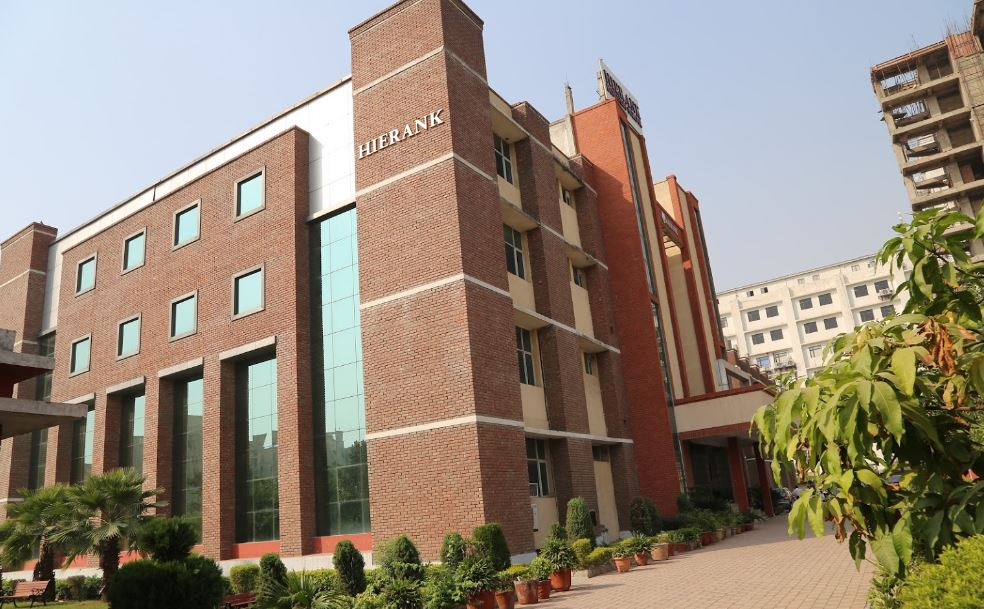 Hierank Business School, Noida - Courses, Fees, Placement