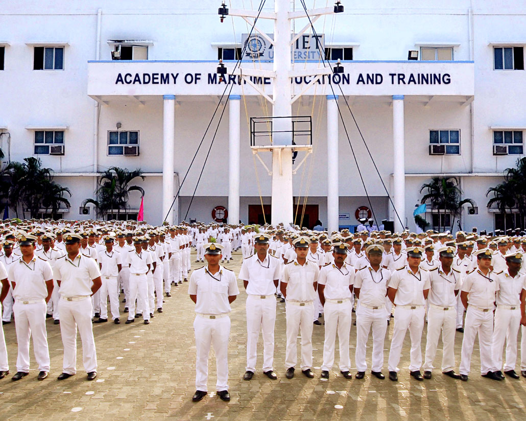 Academy of Maritime Education and Training, Chennai