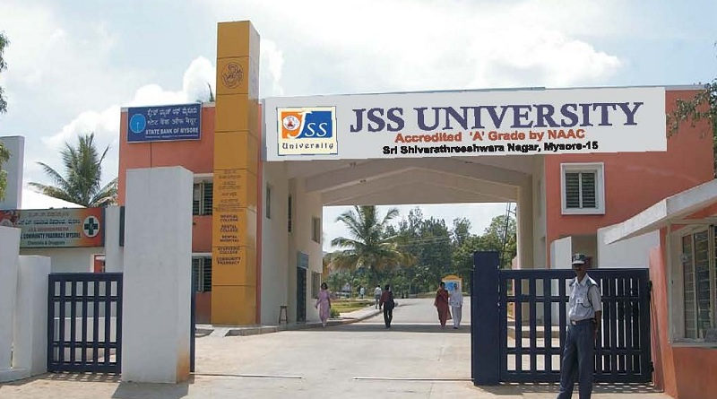 Jss Academy Of Higher Education And Research Mysore Courses Fees Placements Ranking Admission 2020