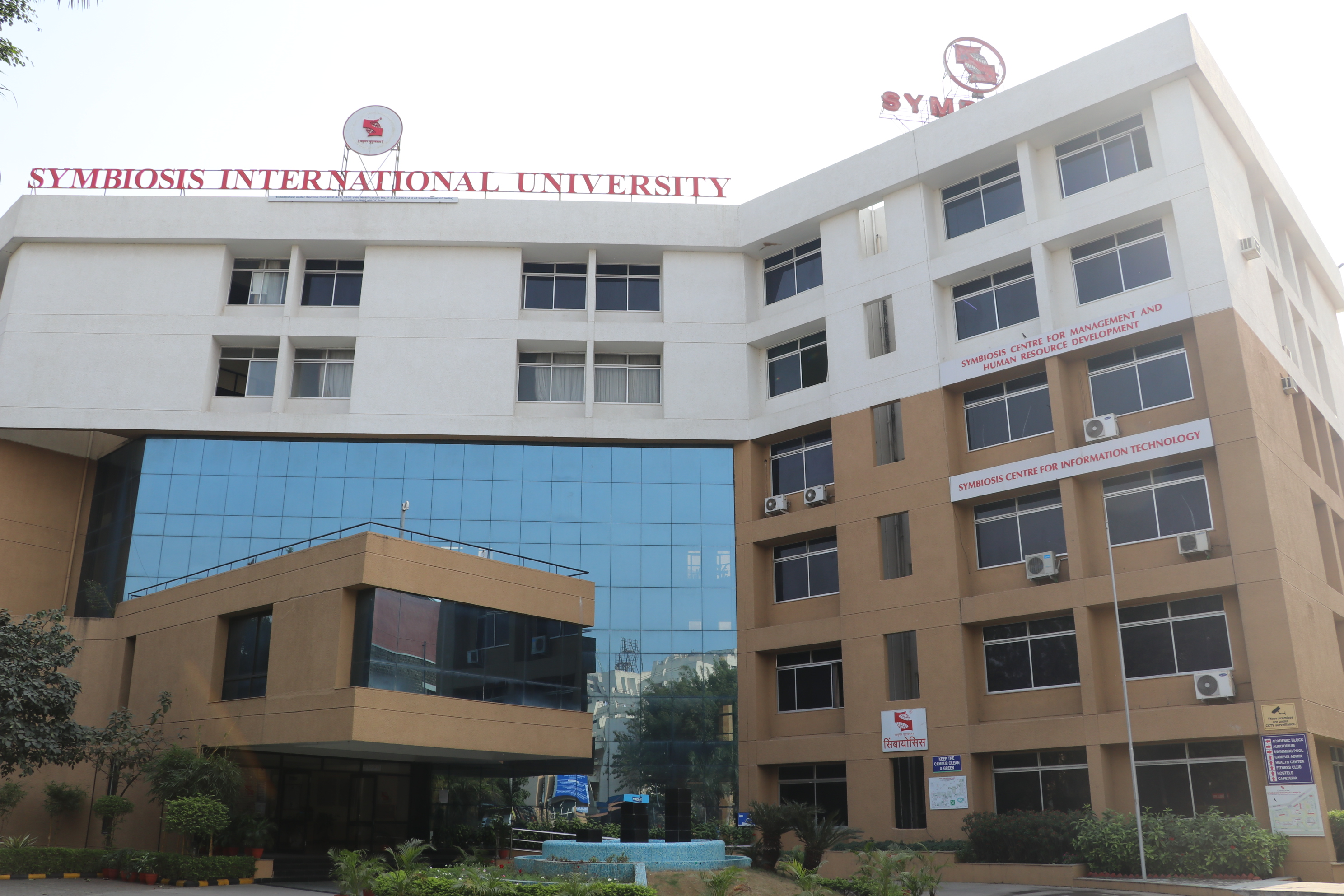 SCIT - Symbiosis Centre For Information Technology, Pune - Courses