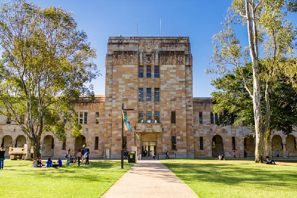 Image result for The University of Queensland