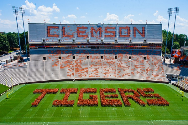 Clemson University - Ranking, Fees, Courses, Admissions