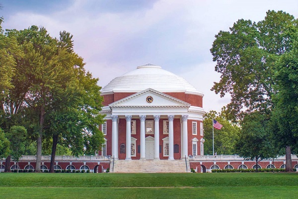 University of Virginia - Ranking, Admissions, Fees, Courses, Scholarships