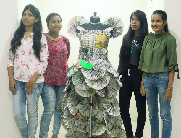 Design Solution Institute Of Fashion Designing Indore Courses Fees Placements Ranking Admission 2020