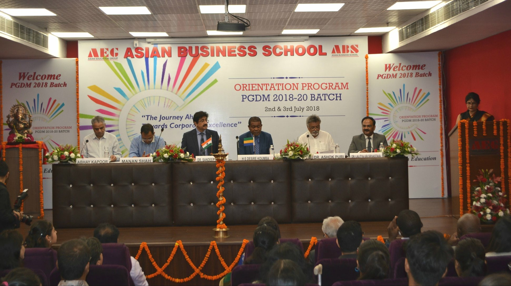 MBA/PGDM at ABS - Asian Business School - Placements, Fees