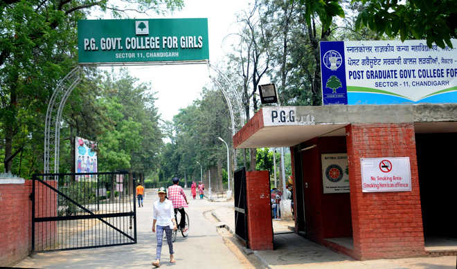 Post Graduate Government College For Girls Sector 11 Chandigarh Courses Fees Placements Ranking Admission 2020