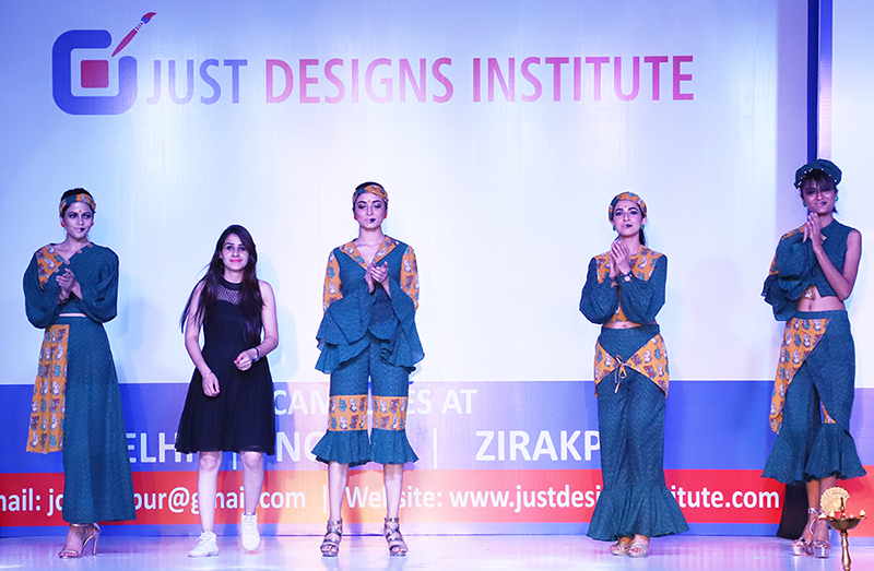 Just Design Institute Noida Courses Fees Placements Ranking Admission 2020