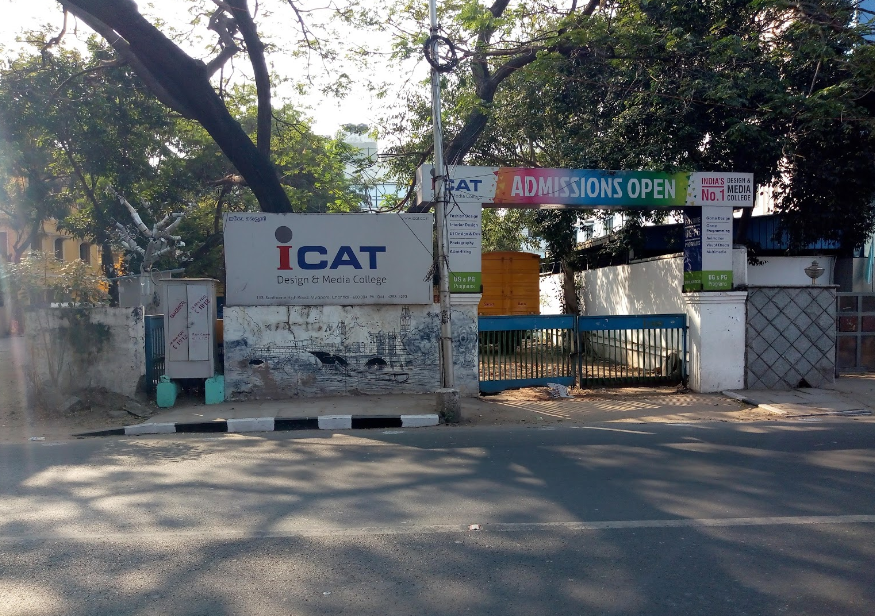 ICAT Design And Media College, Chennai - Courses, Fees, Placement