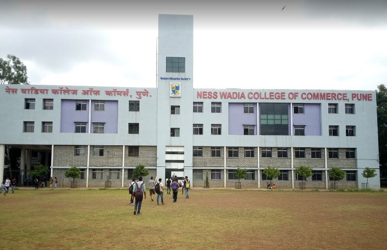 Ness Wadia College of Commerce, Pune - Courses, Fees
