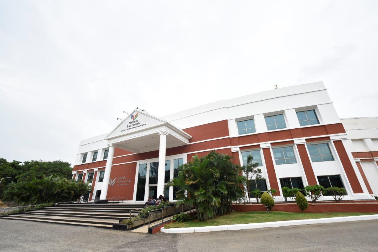 Mahindra Ecole Centrale Hyderabad Courses Fees Placements Cut Off Ranking Admissions 2020