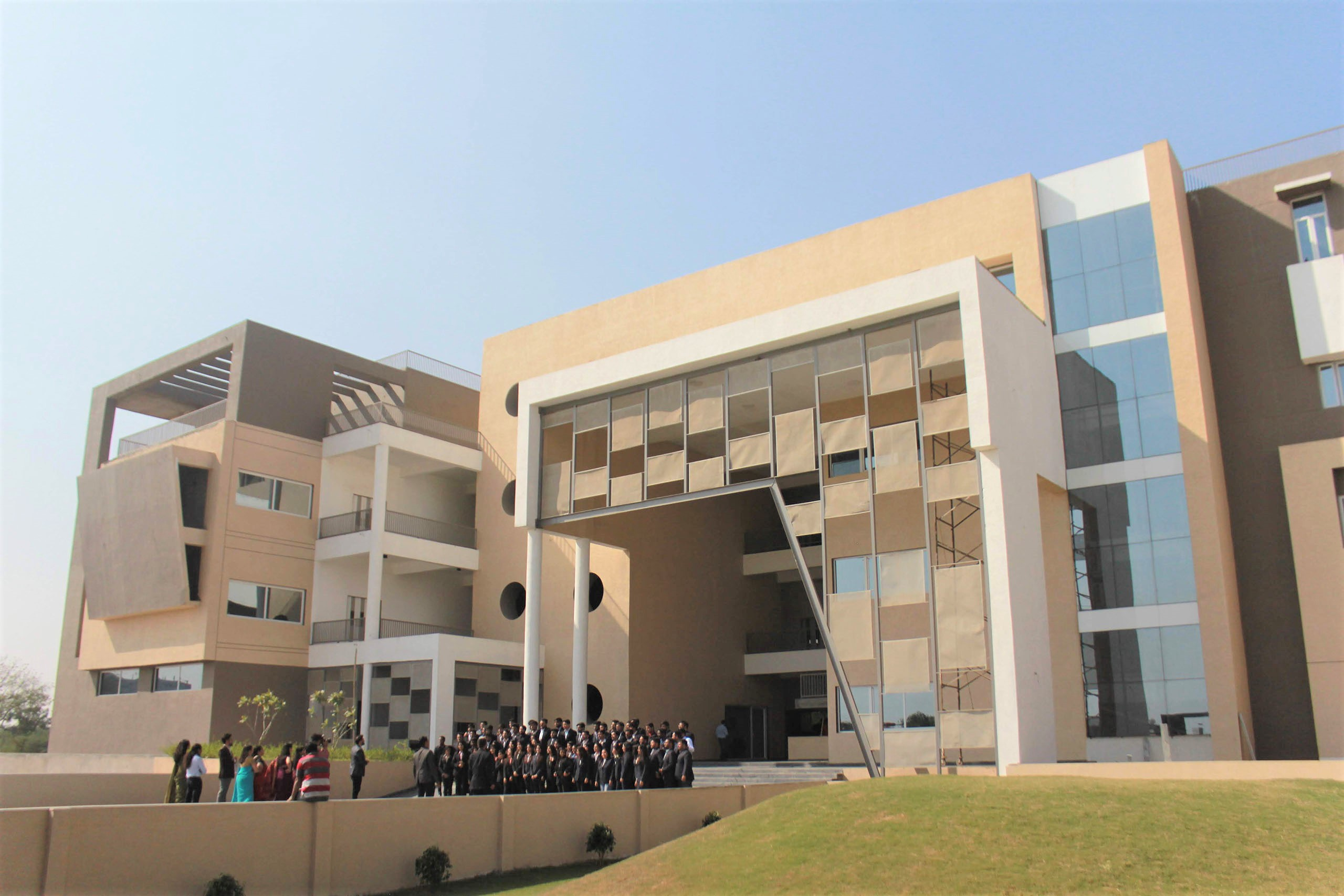 Narayana Business School, Ahmedabad - Courses, Fees, Placement