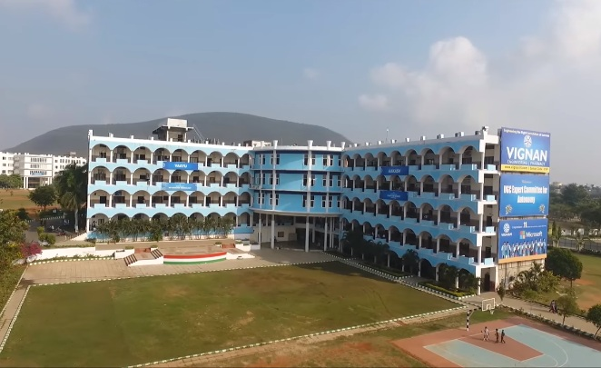 Vignan S Institute Of Information Technology Visakhapatnam Courses Fees Placements Ranking Admission 2020