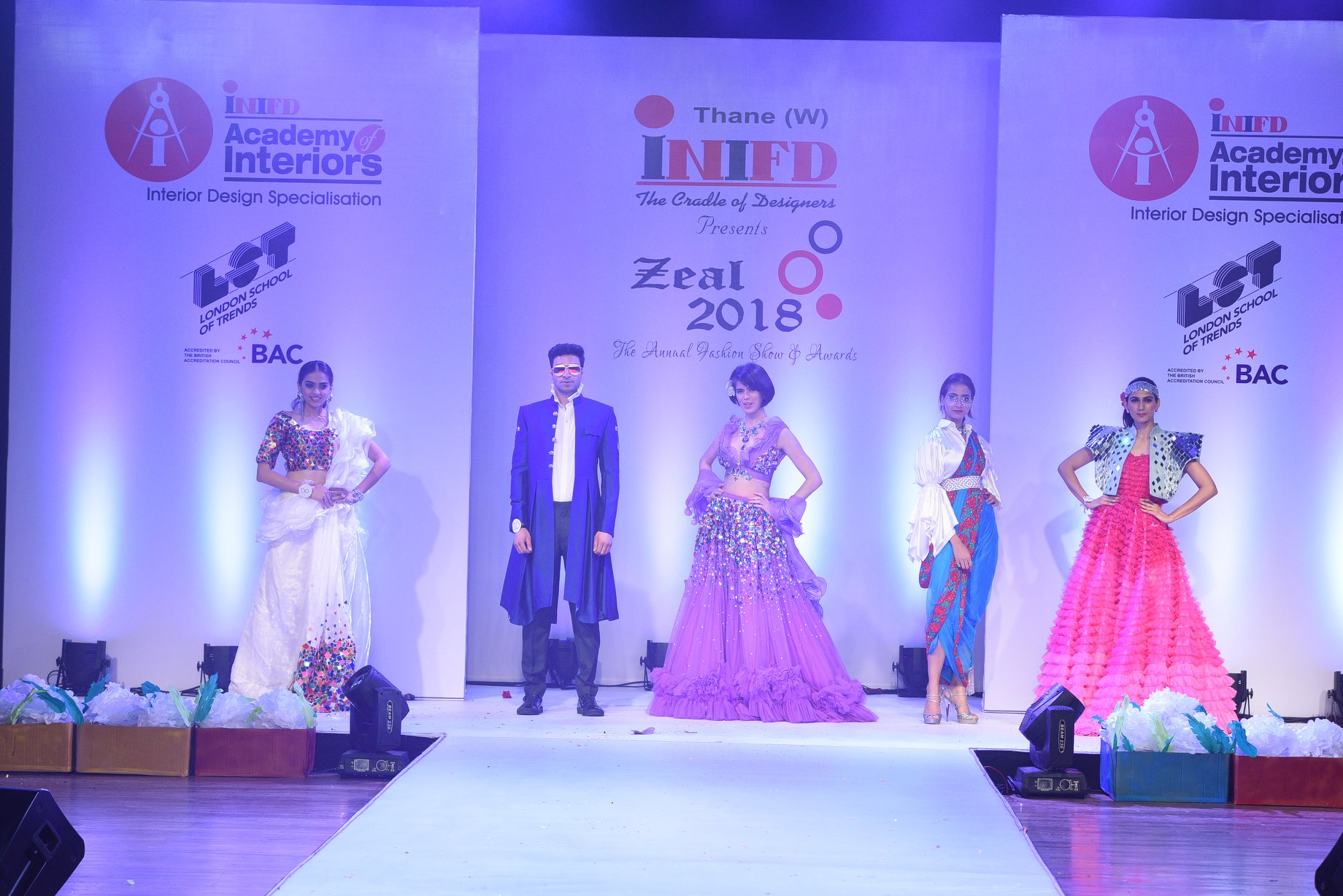 Inter National Institute Of Fashion Design Thane Courses Fees Placements Ranking Admission 2020