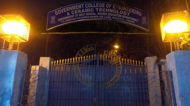 Government College Of Engineering And Ceramic Technology Kolkata Courses Fees Placements Ranking Admission 2020