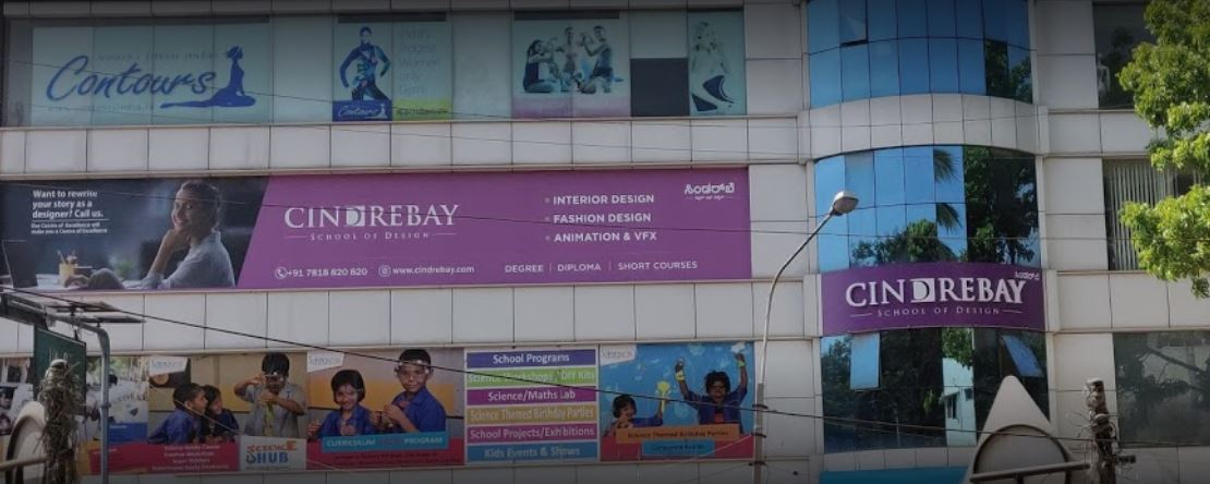 Cindrebay School Of Design Bangalore Courses Fees Placements Ranking Admission 2020