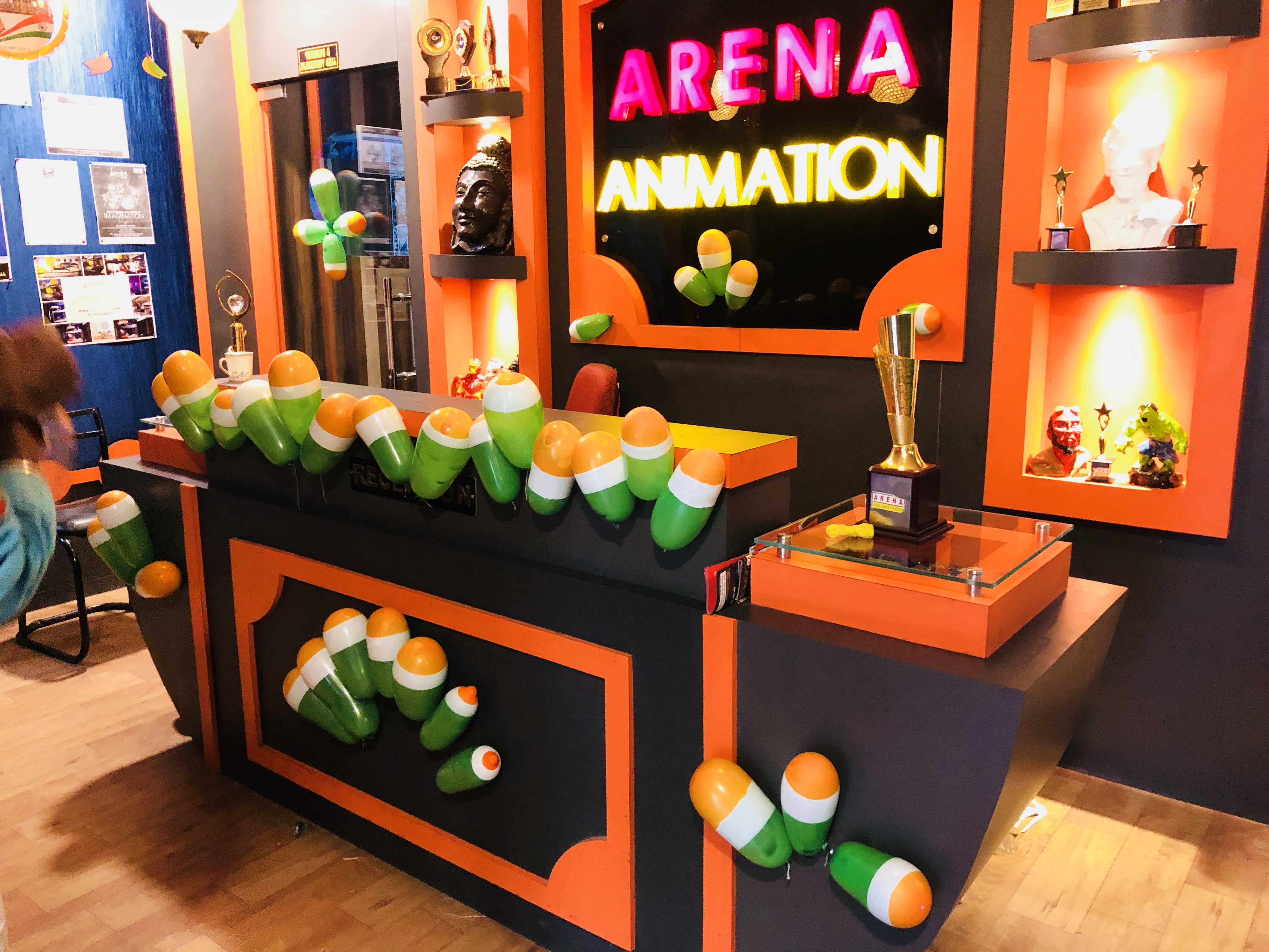 Arena Animation Lucknow Courses Fees Placements Ranking Admission 2020