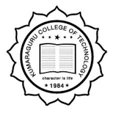 Kumaraguru College of Technology - KCT, Coimbatore Admission 2019