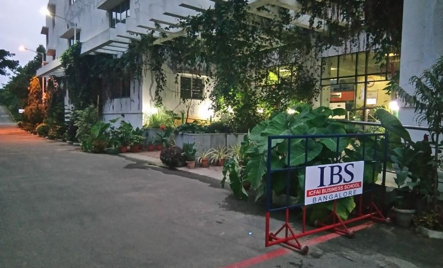 IBS Business School, Bangalore - Courses, Fees, Placement