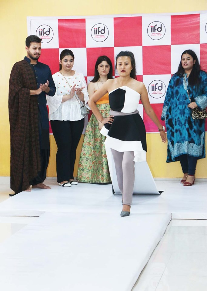 Indian Institute Of Fashion Design Iifd Chandigarh Courses Fees Placements Ranking Admission 2020