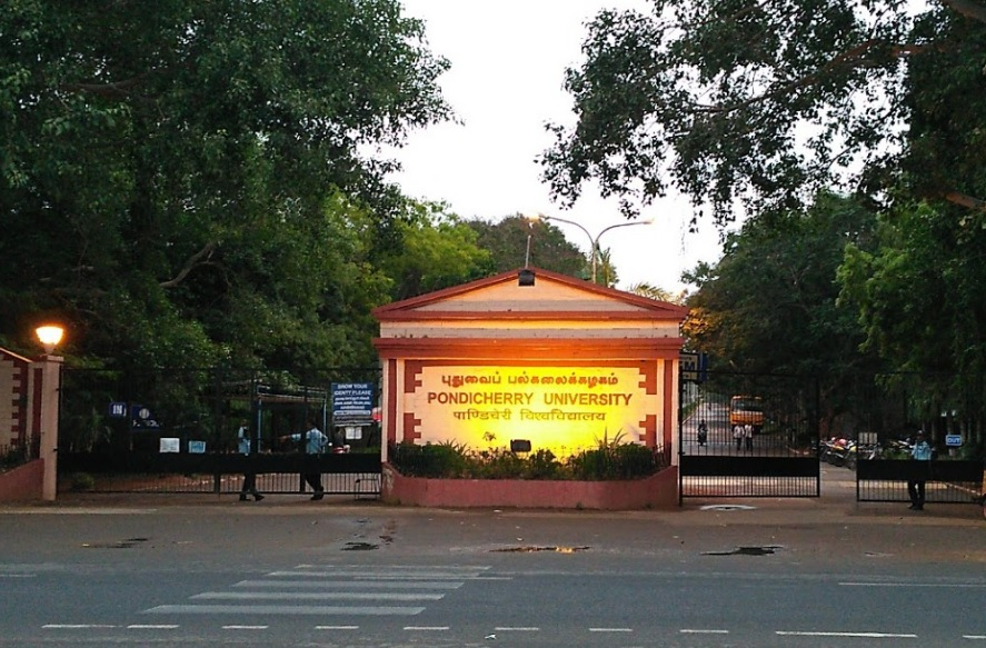 Pondicherry University Courses Fees Placement Admission 2020