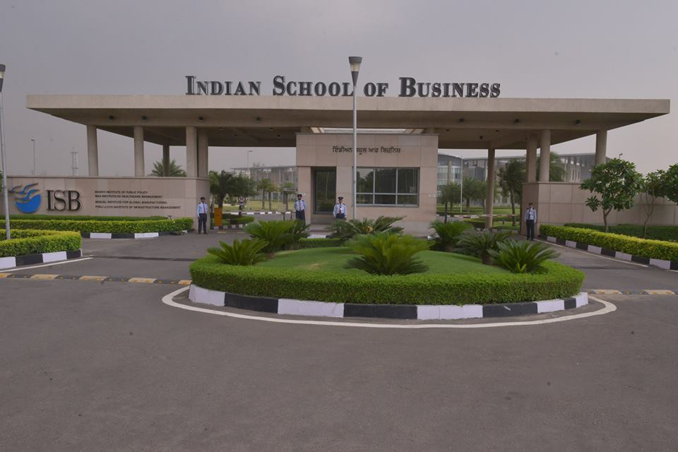 ISB Hyderabad - Fees, Placements, Admission, Ranking 2019