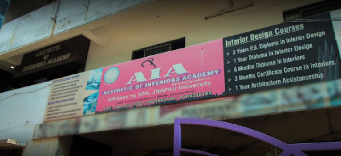 Aesthetic Of Interiors Academy Hyderabad Courses Fees Placements Ranking Admission 2020
