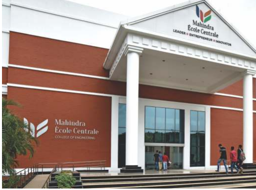 Mahindra Ecole Centrale Hyderabad Reviews On Placements Faculty And Facilities