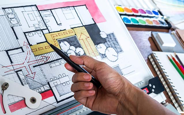 interior design courses one can study shiksha