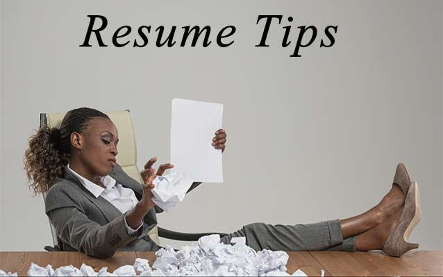 10 Perfect Resume Tips For Bba Students Shiksha