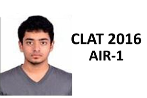 CLAT 2016 Topper Viraj Ananth to join NLSIU Bangalore – Know more