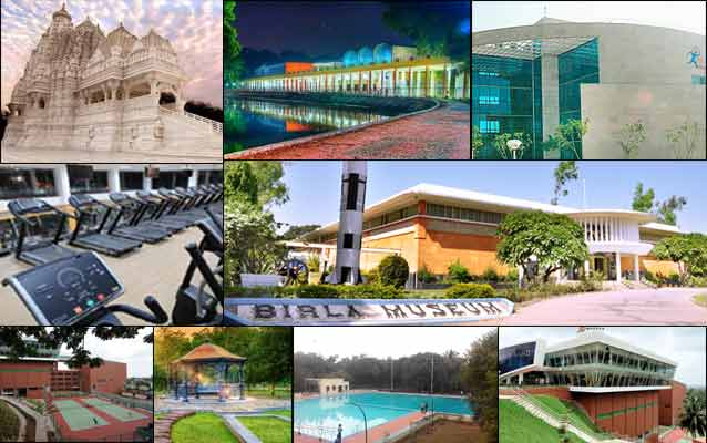 5 interesting engineering college campuses