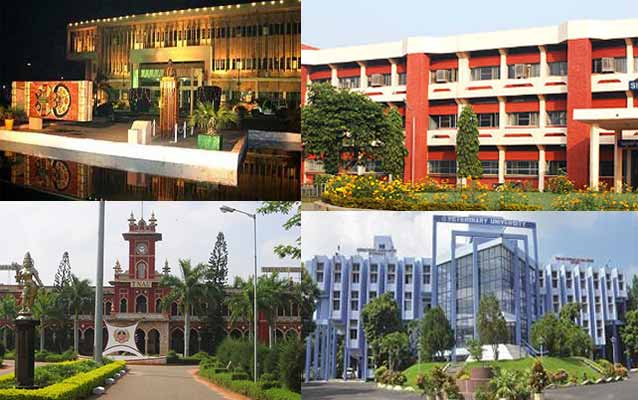 top agricultural universities in india shiksha