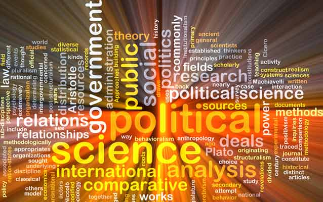 why opt for political science after class xii shiksha