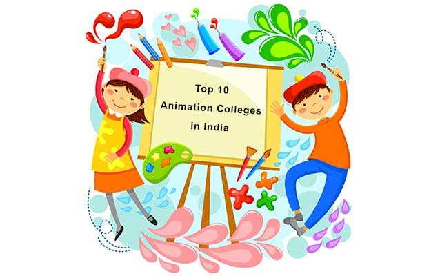 Top 10 Animation Colleges In India Shiksha